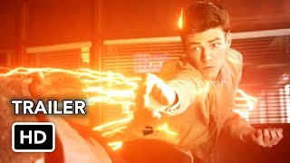The Flash Season 4 Get Up And Go Trailer HD