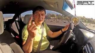 SRT урок 3: техника руления (практика)