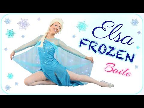 Baile Elsa Frozen