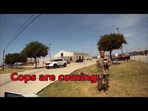 San Antonio,Tx.-Army National Guard & Brooke Army Medical Center