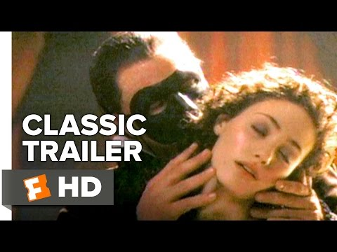 The Phantom of the Opera 2004  Trailer  Gerard Butler, Emmy Rossum Movie HD