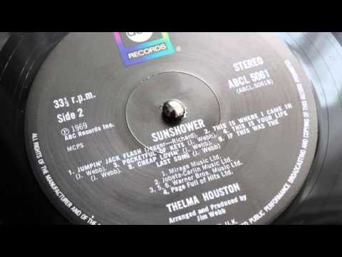 Thelma Houston - This Is Your Life (lp 'Sunshower' ABC Records 1969)