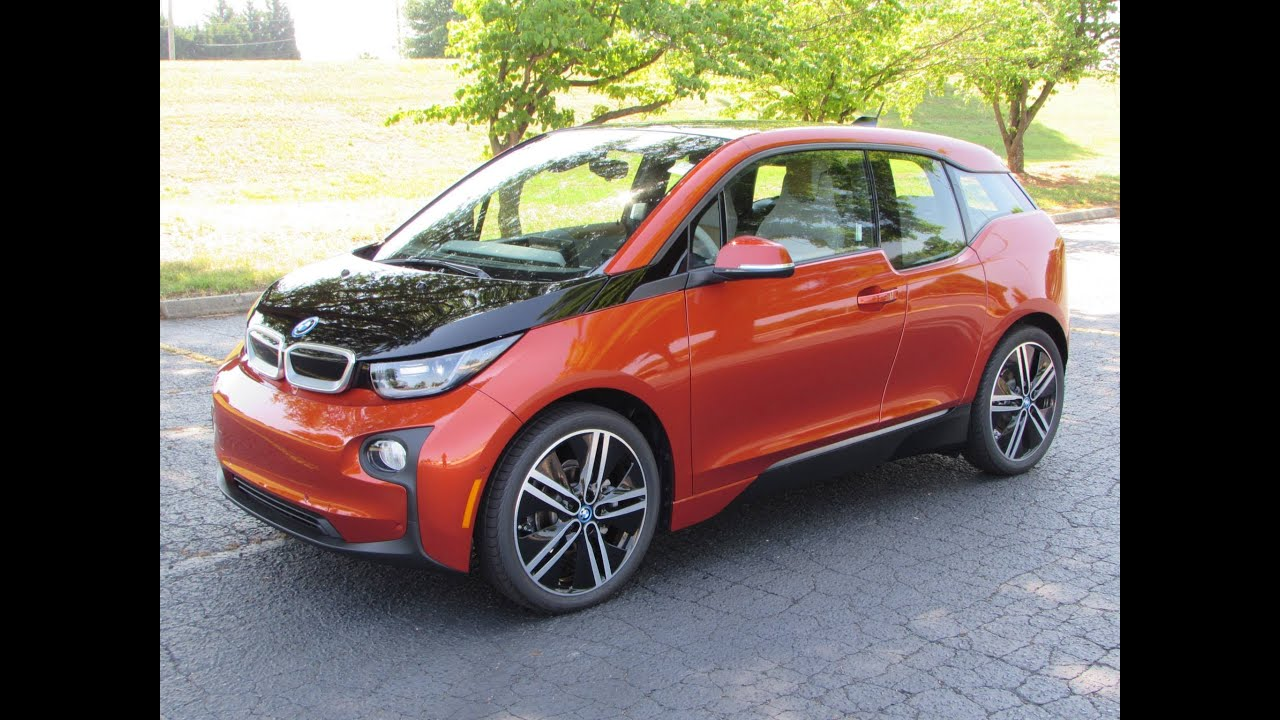 2014 bmw i3 start up test drive and in depth review youtube. Black Bedroom Furniture Sets. Home Design Ideas