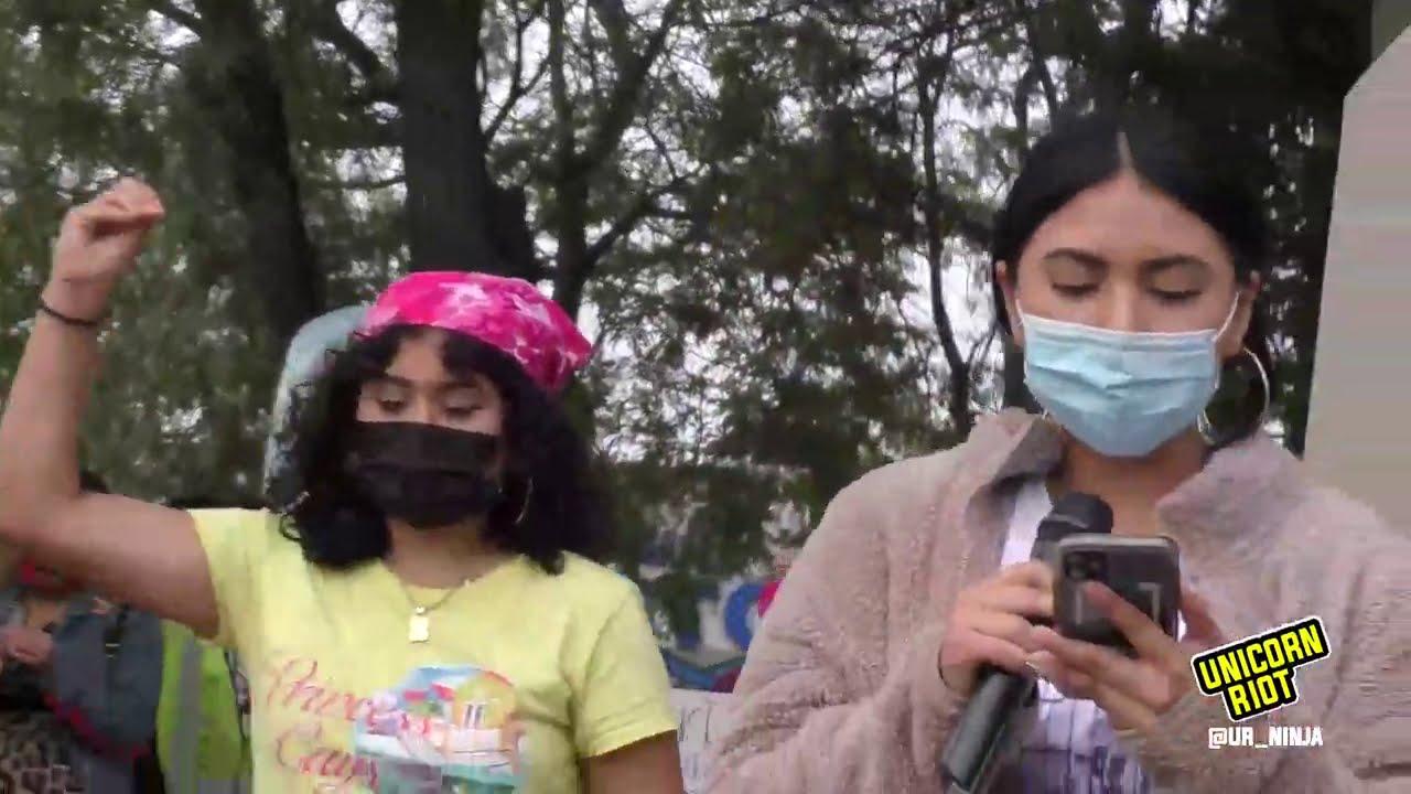 [LIVE] 'Stop Sterilizing Immigrant Women' Protest in Minneapolis