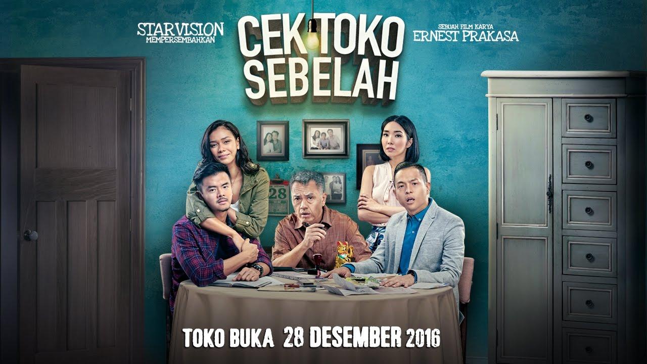 CEK TOKO SEBELAH Official Teaser - YouTube
