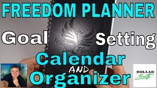 Video Freedom Planner! Full Year Goal Oriented Organizer and Time Management Tool! download MP3, 3GP, MP4, WEBM, AVI, FLV Agustus 2018