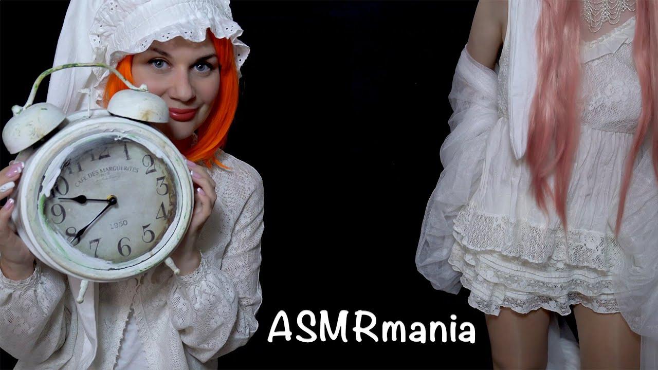 АСМР Триггеры для Сна и Мурашек, Сонные Гномы / ASMR Triggers for Tingles, Sleep