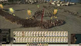 Zagrajmy w Rome 2 Total War (Kusz) part 3