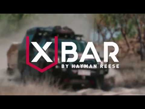 Hayman reese x bar price horizontal cable manager