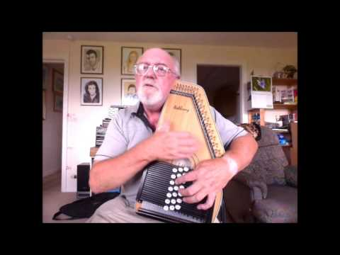 Autoharp English Country Garden Including Lyrics And Chords Youtube