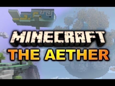 Путешествие в Небесах! [Minecraft] #1: Я попал в Рай!