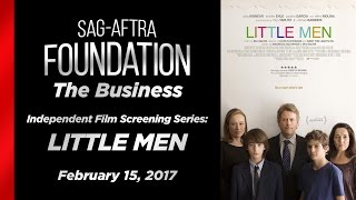The Business: Q&A with LITTLE MEN