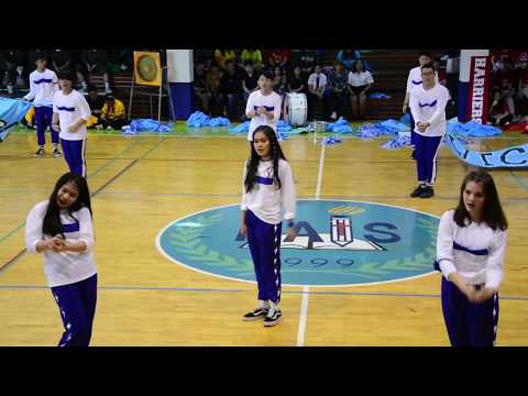 Sports Day & Cheer Dance competition 2017 - Blue Team