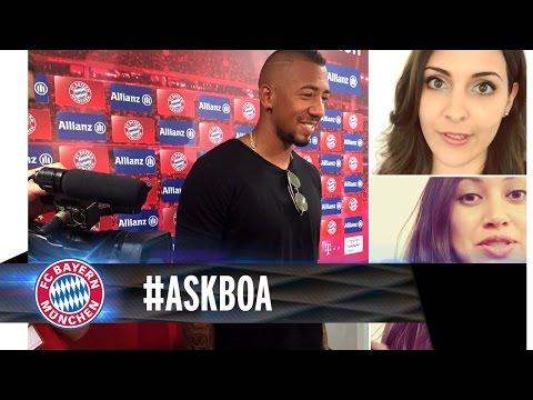 Jerome Boateng answers FC Bayern fan questions