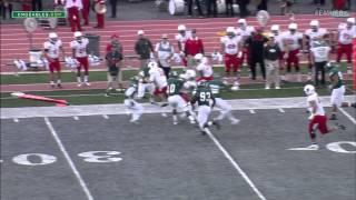 EMU Football Highlights vs. Ball State (Sept. 19, 2015)
