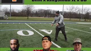 BRM - 4th Down ft. Kingsman JË & DB