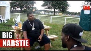 BIG NARSTIE | INTERVIEW AT NASS FESTIVAL
