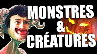 MONSTRES & CRÉATURES - MDR#12