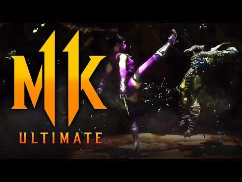 "mortal-kombat-11---mileena-new-brutality-""pretty-princess""-revealed!"