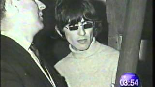 George Harrison (Reportaje previo a su muerte)