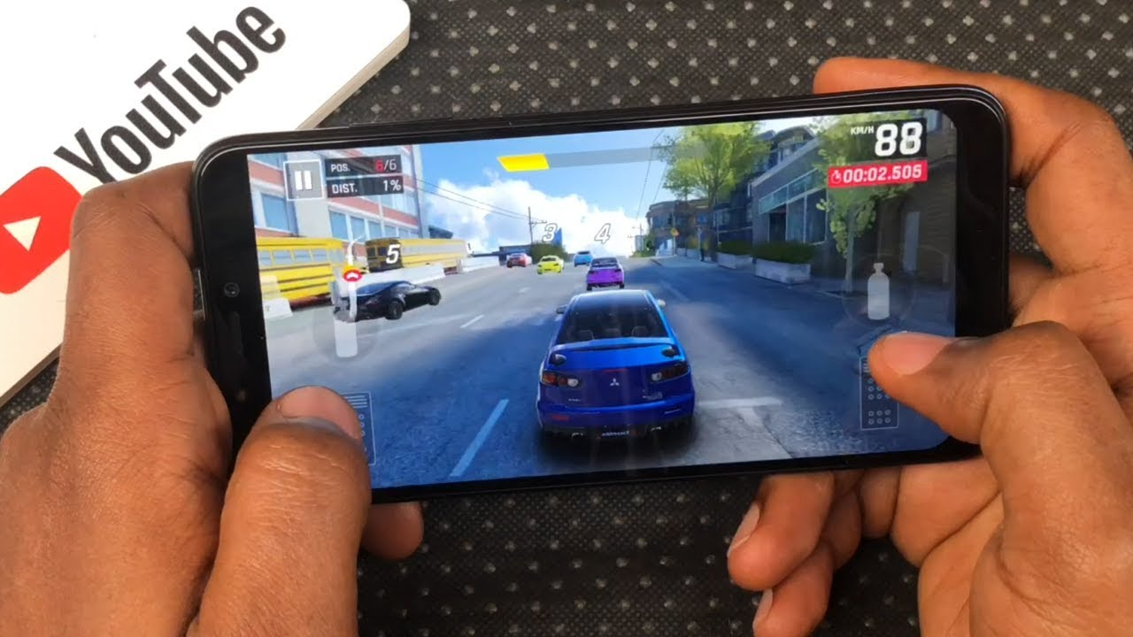 Infinix Hot S3X Gaming Performance Test - Asphalt 9, PUBG & Antutu Benchmarks
