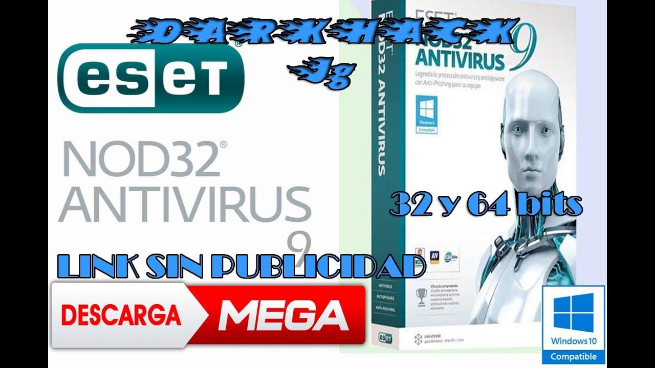 descargar nod32 32 bits mega