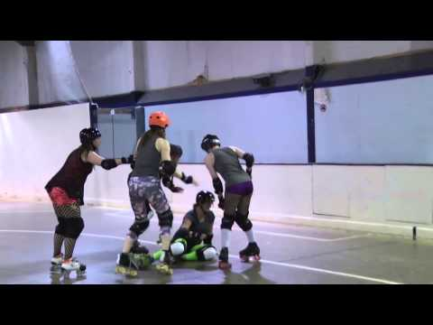 Rated PG Roller Girls