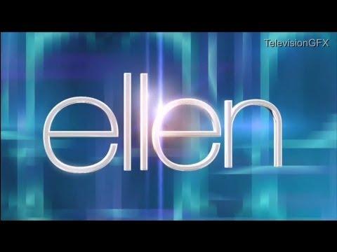 The Ellen Degeneres Show - Season 10 Open