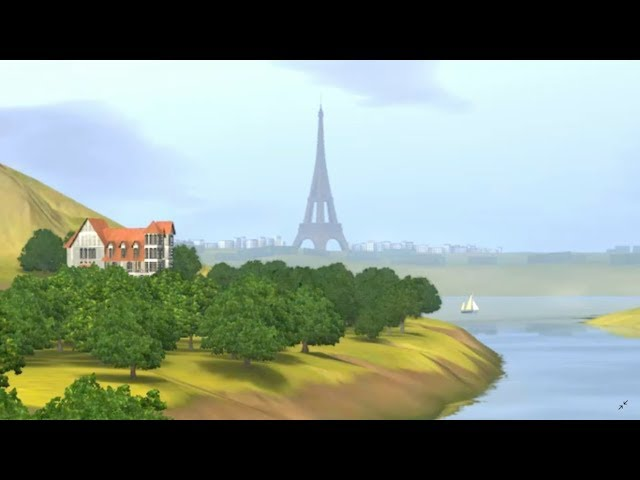 Párizs 🍇🥖🧀 /Boszi lóháton 20#/The Sims 3