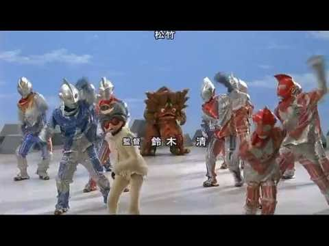 Ultraman Densetu 2003