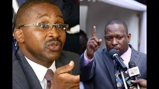 Uhuru Kenyatta ameingilia kati cheche baina ya gavana Mike Sonko na govana mwangi Wa Aria