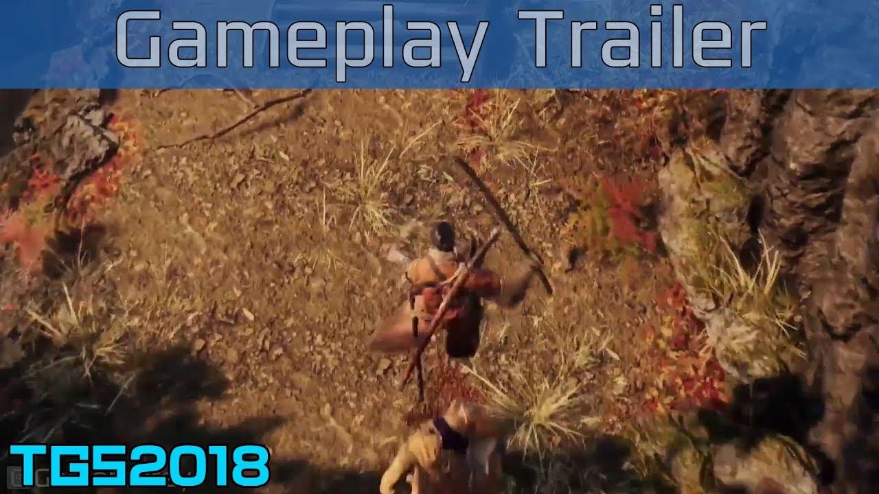Sekiro Shadows Die Twice Tgs 2018 Gameplay Trailer Hd 1080P