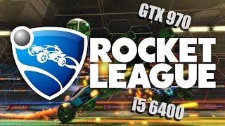 TEST GTX970 4GB & I5 6400 Rocket League