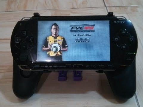 [BM] PES 2013 [Patch Team Malaysia] Psp Review