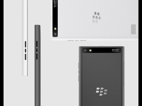 استعراض للهاتف المحمول BlackBerry Leap