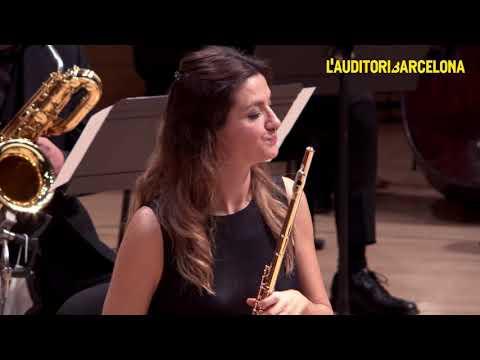 Concierto para Batería de Mancini, Javier Eguillor, drums