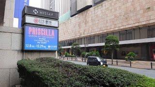 2016年芝居納は日生劇場「プリシラ」でした。大好きな日生劇場で日本初...