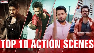 Top 10 Best Action Scenes (2020) | South Indian Hindi Dubbed Movies