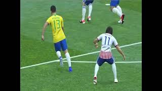ถ่ายทอดสดฟุตบอล ปารากวัยVSบราซิล Paraguay vs Brazil # 08/06/202 ฟุตบอลโลกรอบคัดเลือก