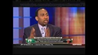 Stephen A Smith: If Miami fails, trade Kobe & Gasol for Wade & Bosh 6-6-2012 thumbnail