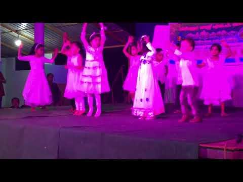 School Annual day Amba badi- dance