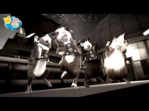 G FORCE : The Game | Disney studios | THE END | PimPamPum Kids HD |