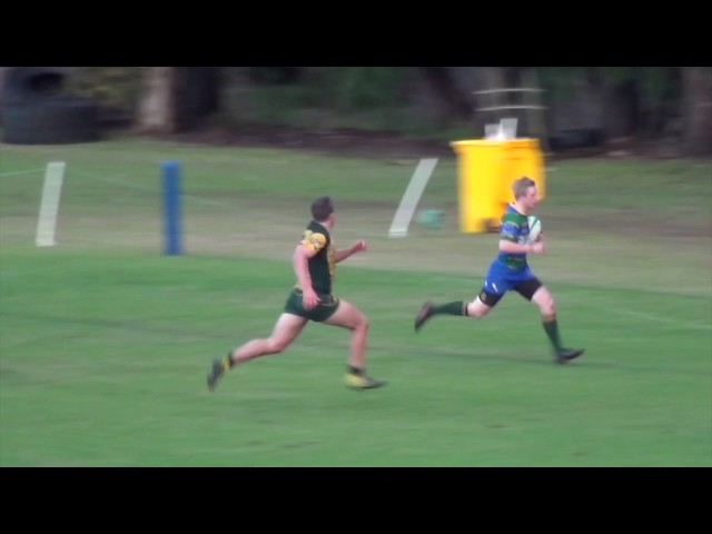 Pindan Premier Grade Tries of the Week - Round 14