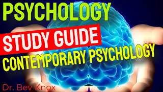 Learn Psychology While You Sleep - Contemporary  Psychology