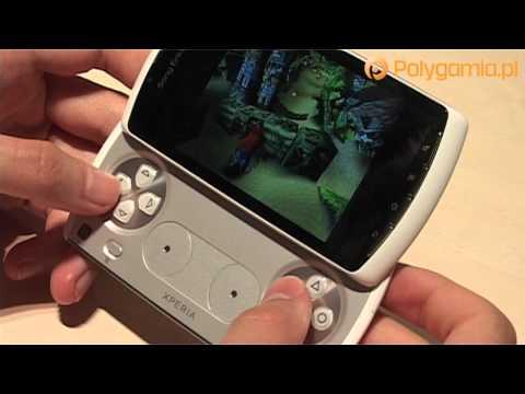 Polygamia.pl - testujemy Sony Ericsson XPERIA Play