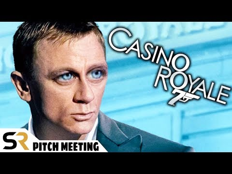 Casino Royale Pitch Meeting: Introducing The Blonde Bond