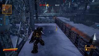 Chaos Space Marines vs Space Marines on Pegasus - Warhammer 40000: Eternal Crusade