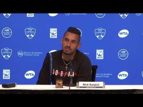 Nick Kyrgios thrashes Rafael Nadal to reach semis in Cincinnati