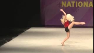 Jennifer Pifer contemporary dance solo