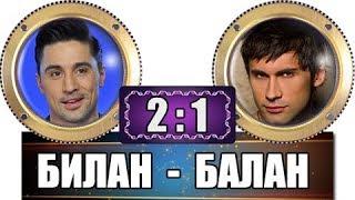 БИЛАН vs БАЛАН
